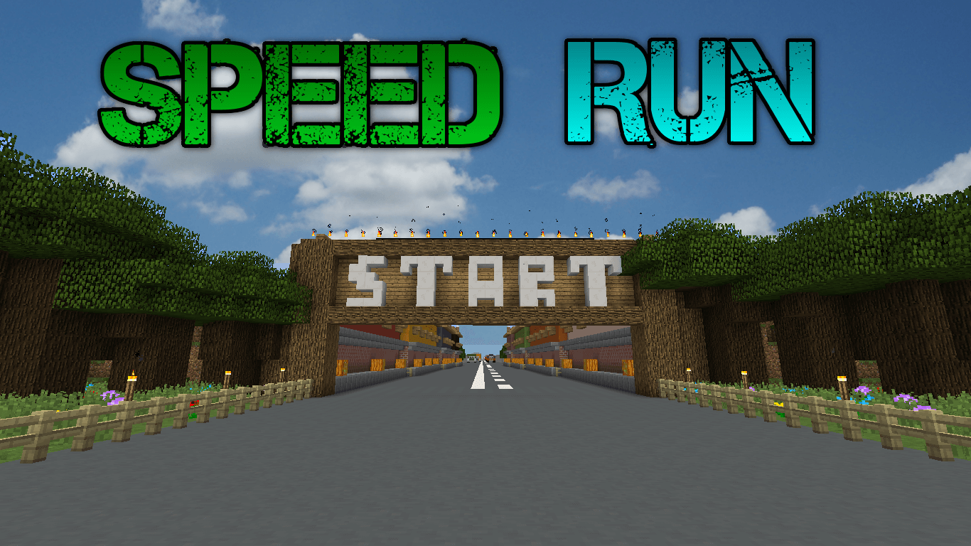 Speed Run скриншот 1