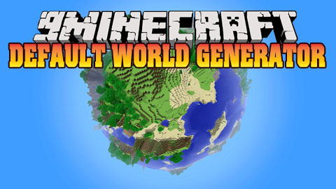 Default World Generator скриншот 1