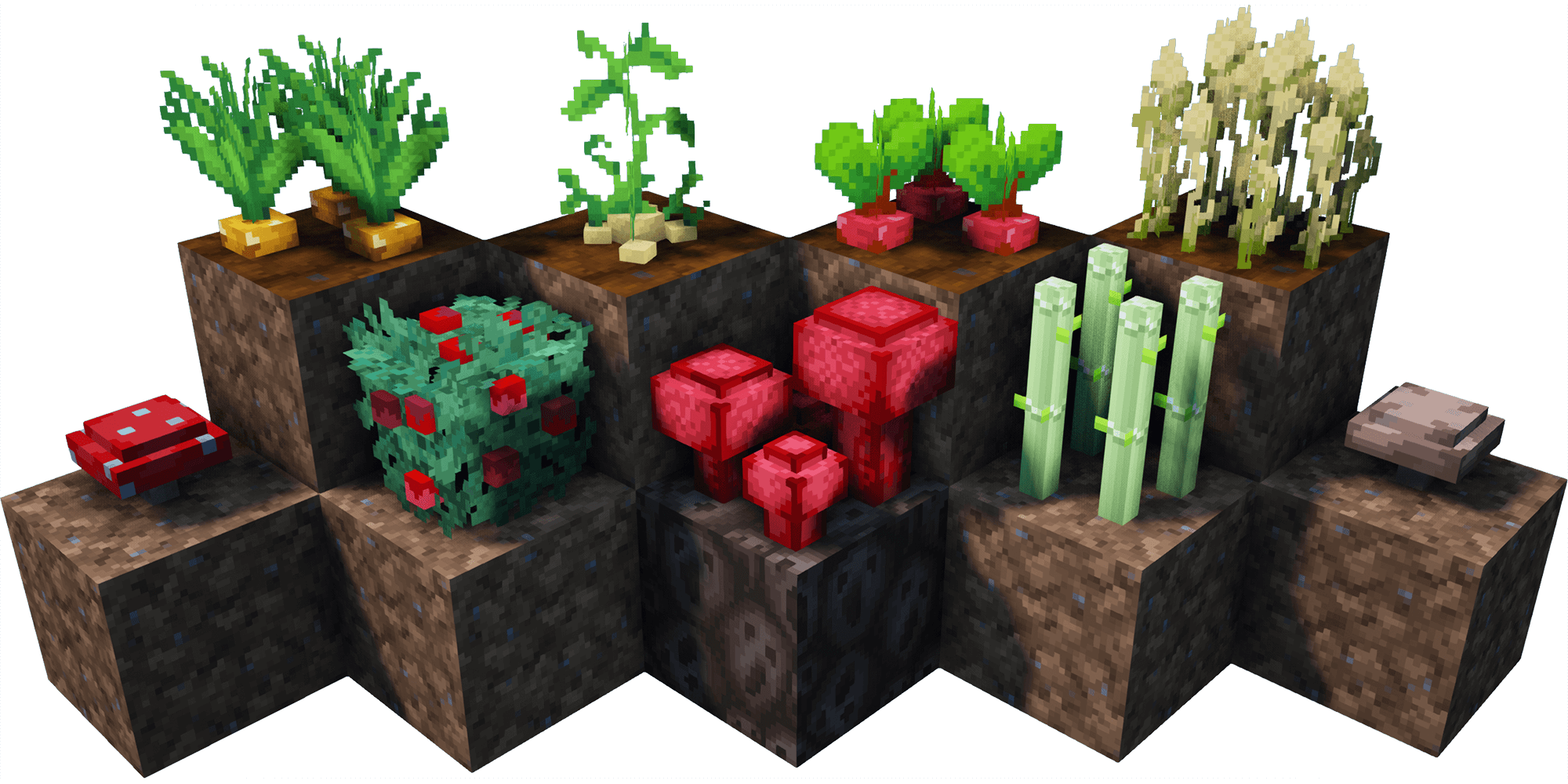 Crops 3D screenshot 1