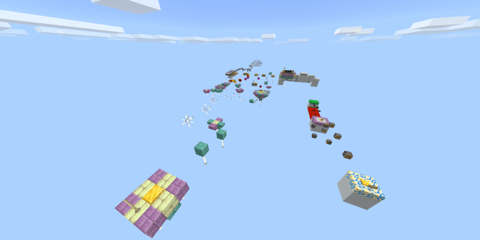 Droid Parkour screenshot 1