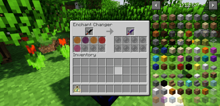 EnchantChanger скриншот 3