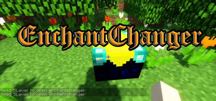EnchantChanger скриншот 1