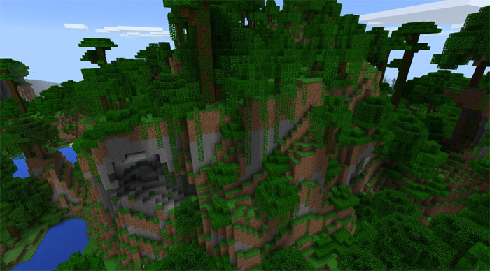 1628823125: Epic Jungle Cliffs скриншот 3