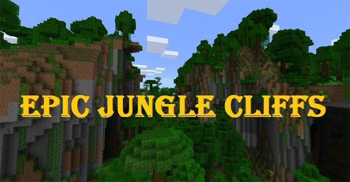 1628823125: Epic Jungle Cliffs скриншот 1