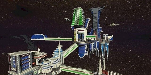 Epic Space station скриншот 1