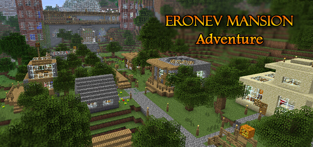 Eronev Mansion Adventure скриншот 1