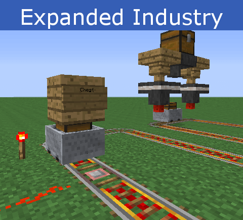 Expanded Industry скриншот 1