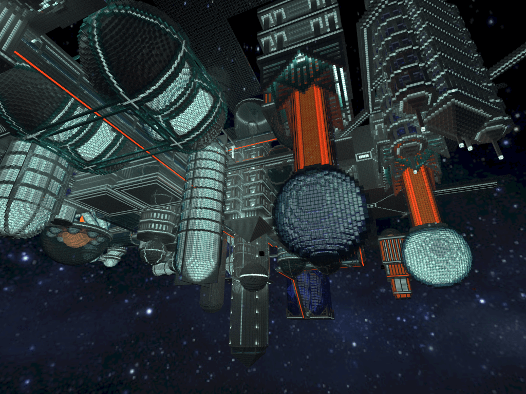 Epic Space station скриншот 2