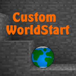 CustomWorldStart скриншот 1