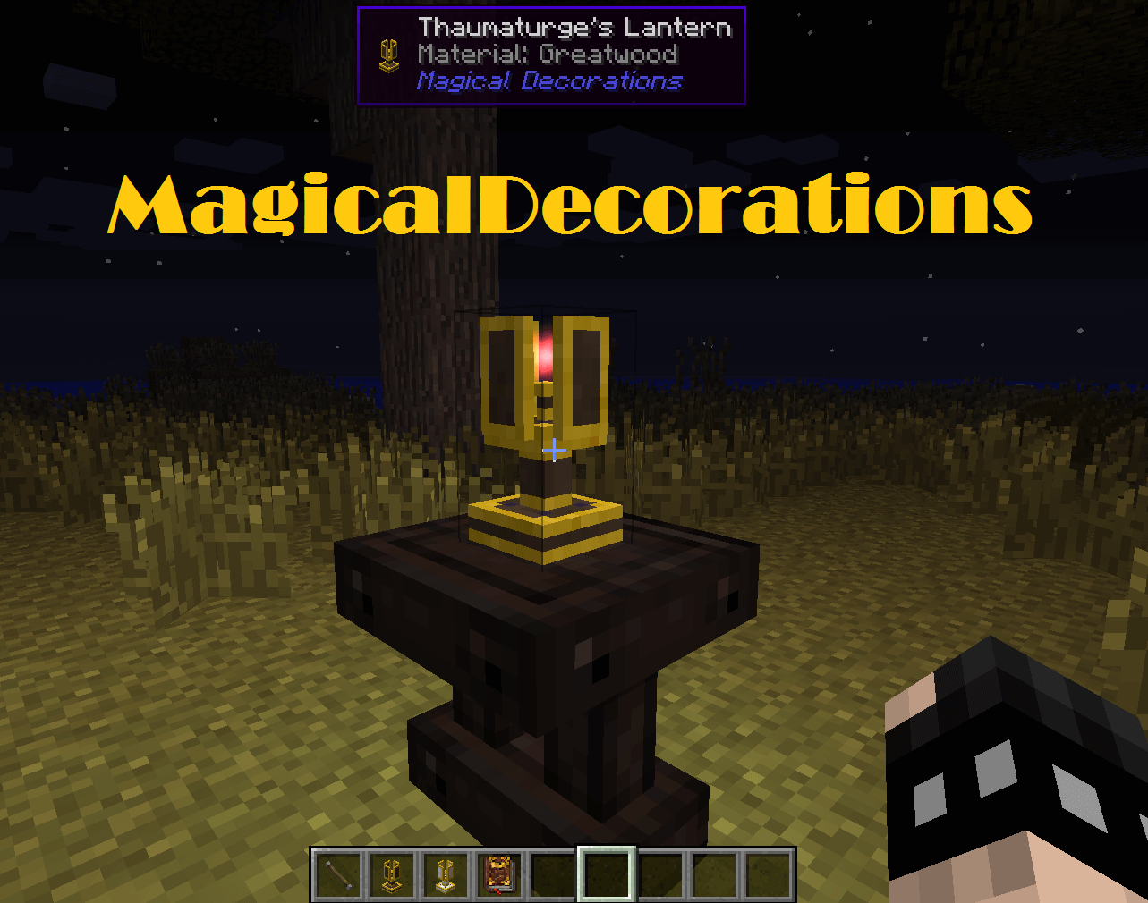 MagicalDecorations скриншот 1