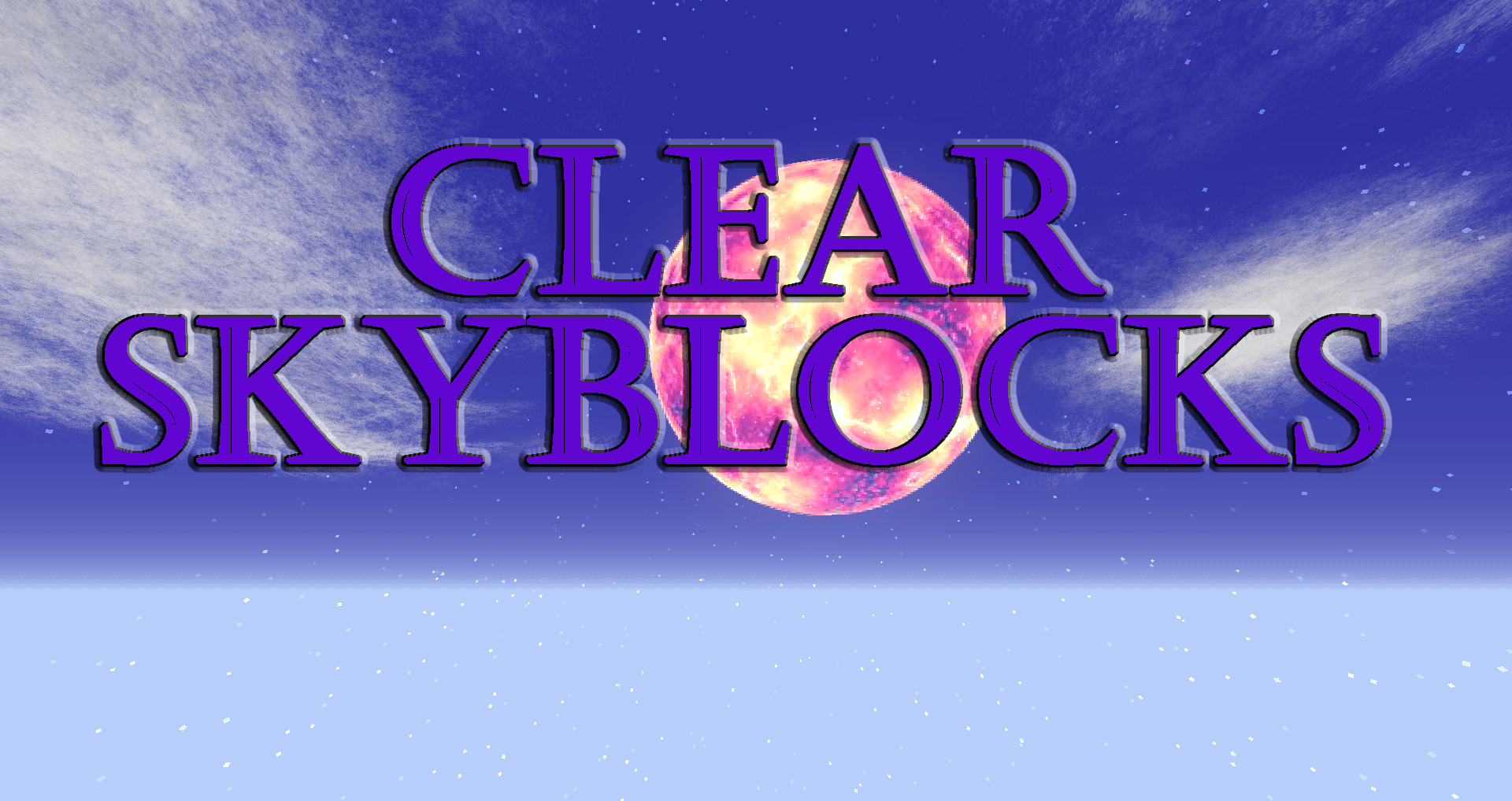 Clear SkyBlocks скриншот 1