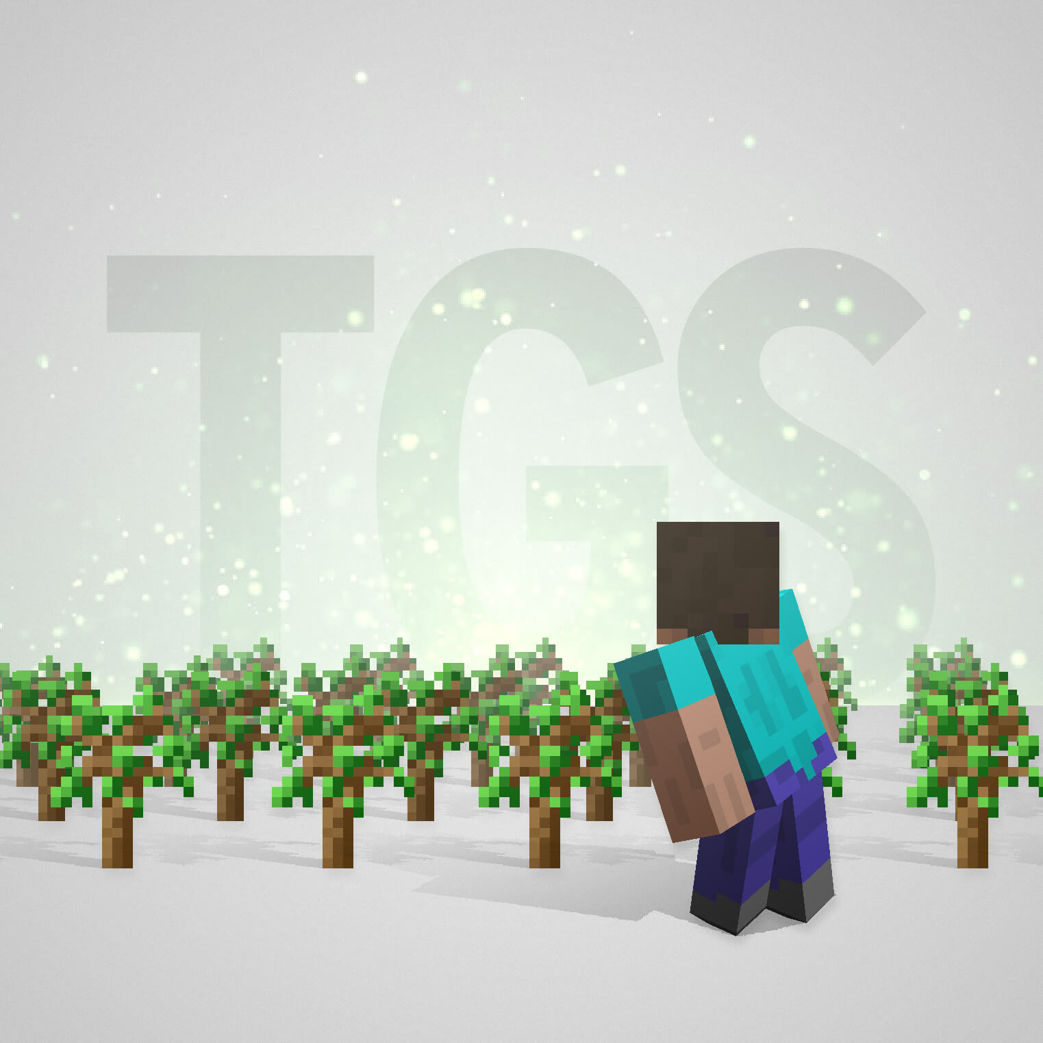 Tree Growing Simulator скриншот 1