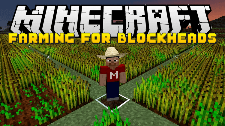 Farming for Blockheads скриншот 1