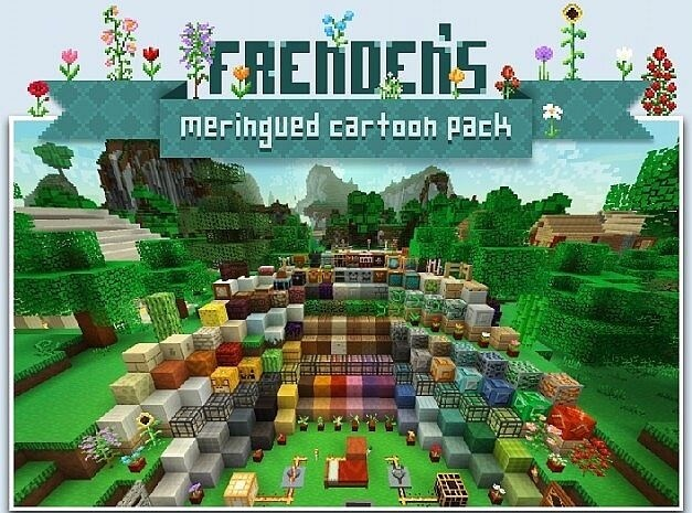 Frenden's Meringued Cartoon Pack скриншот 1