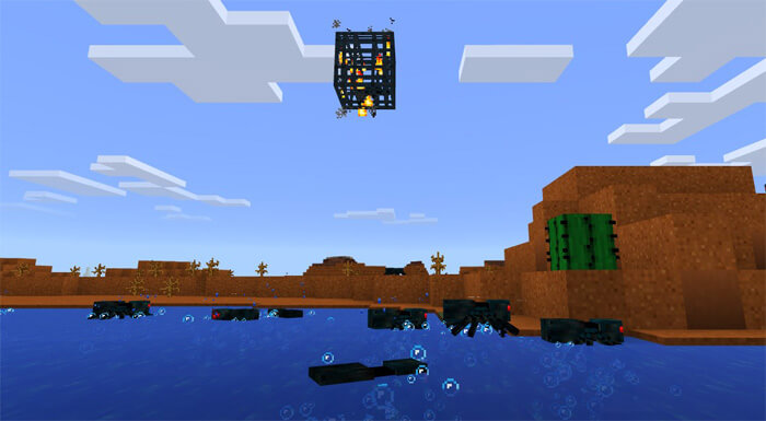 -934642901: Floating Monster Spawners скриншот 4