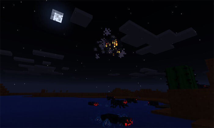 -934642901: Floating Monster Spawners скриншот 1
