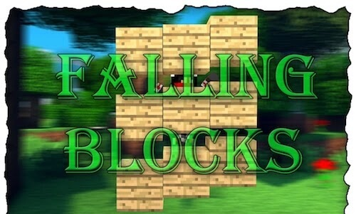 Fragile Blocks 1.12.2 скриншот 1