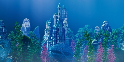 Карта Traveling Atlantis скриншот 1