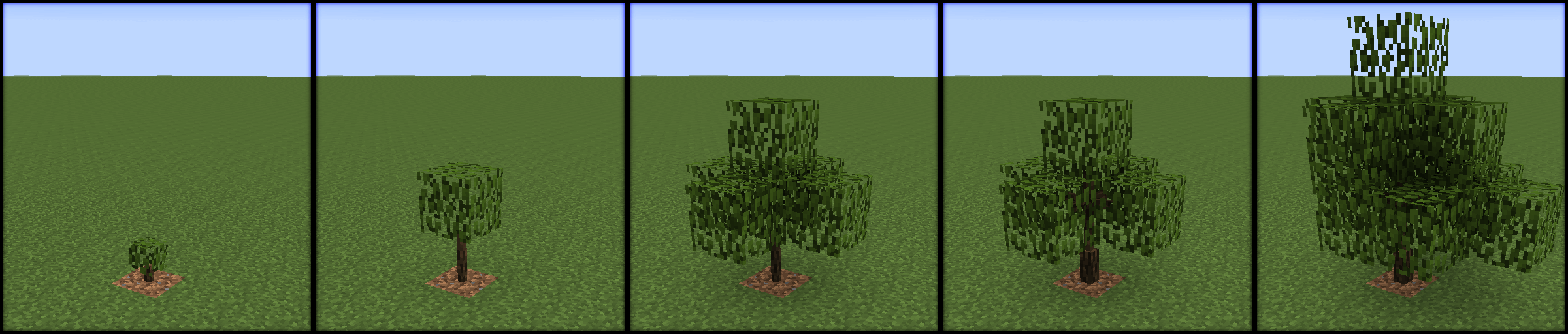 Growing Trees скриншот 2