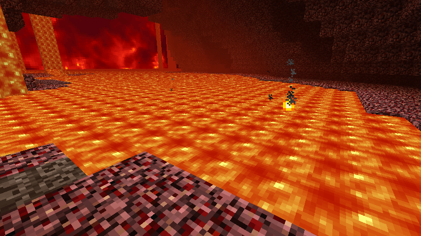 The Nether and the End Switched скриншот 2