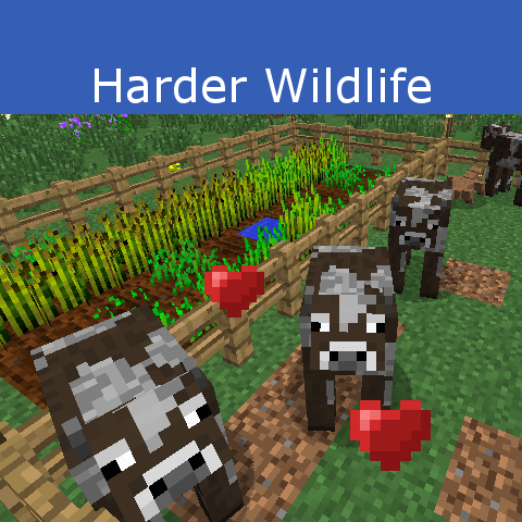 Harder Wildlife скриншот 1
