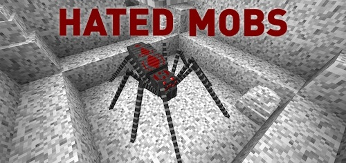 Hated Mobs 1.12.2 скриншот 1