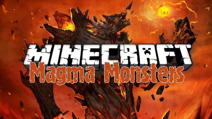 Magma Monsters скриншот 1