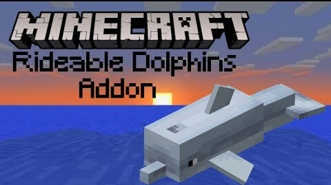 Controllable Rideable Dolphins скриншот 1