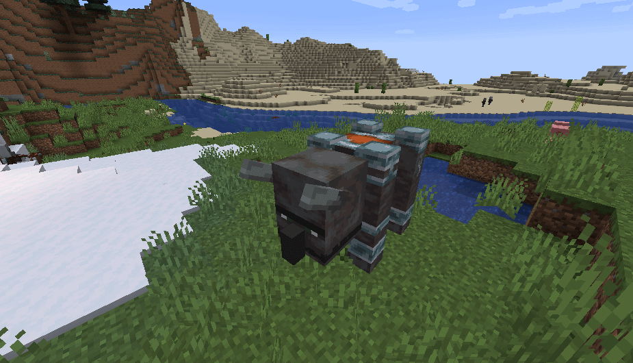 Ravager in Minecraft 1.14 screenshot 2