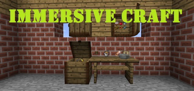 Immersive Craft скриншот 1