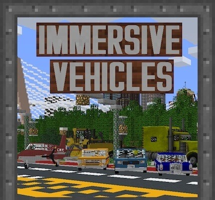 Immersive Vehicles (Transport Simulator) 1.12.2 скриншот 1