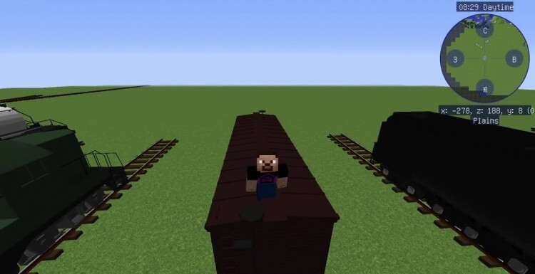 Immersive Railroading 1.11.2 скриншот 2