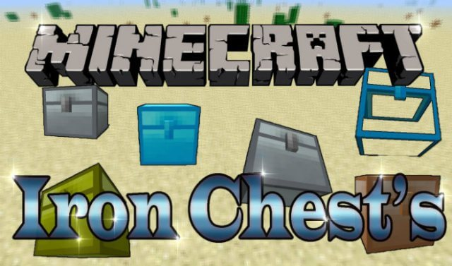 Logo Iron Chests