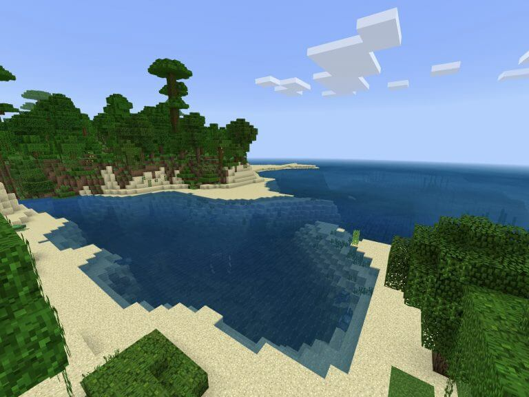 Jungle Island screenshot 1