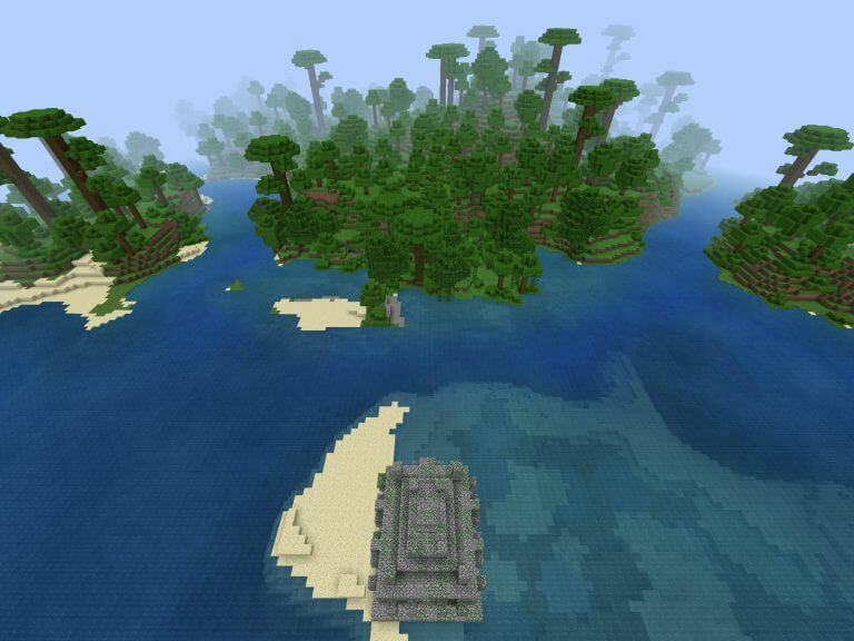 Offshore Jungle Temple screenshot 2