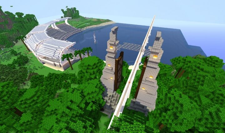 Minecraft military air base map download strongwindkeen minecraft military air base map download gumiabroncs Images