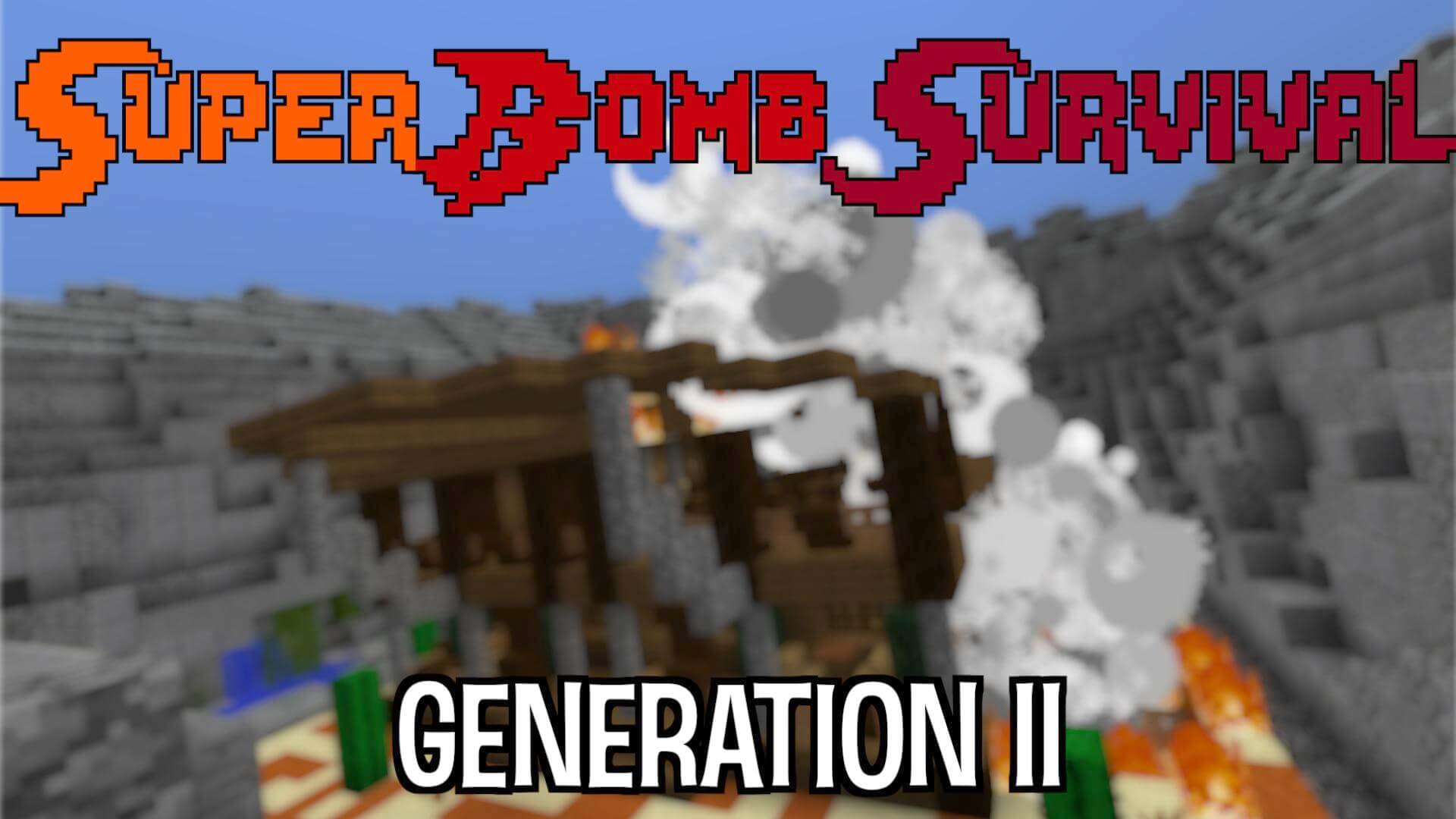 Super Bomb Survival Generation II скриншот 1