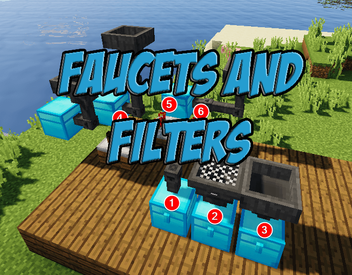Faucets and Filters скриншот 1