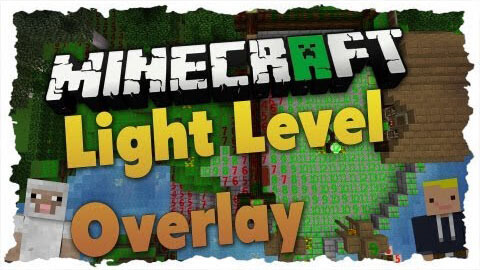 Light Level Overlay Reloaded скриншот 1