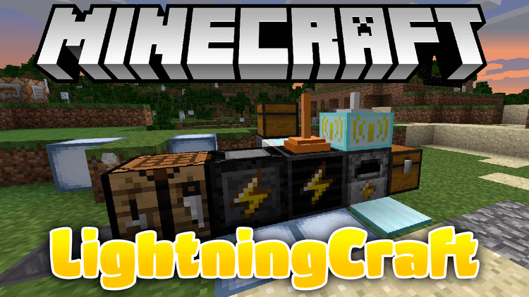 LightningCraft скриншот 1