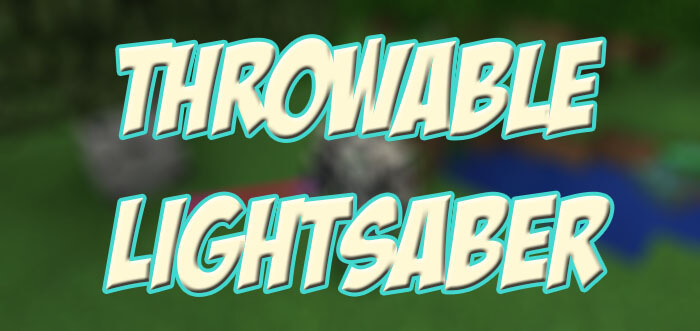 Throwable Lightsaber скриншот 1
