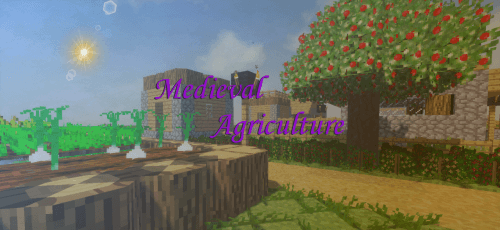 Medieval Agriculture 1.12.2 скриншот 1