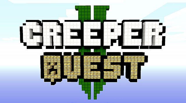 Creeper Quest скриншот 1