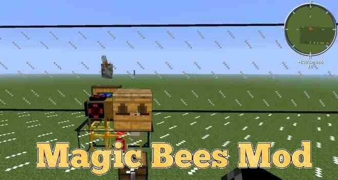 Magic Bees скриншот 1
