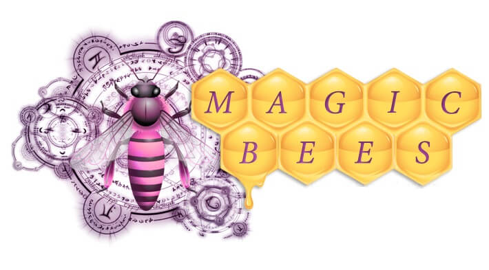 Лого Magic Bees