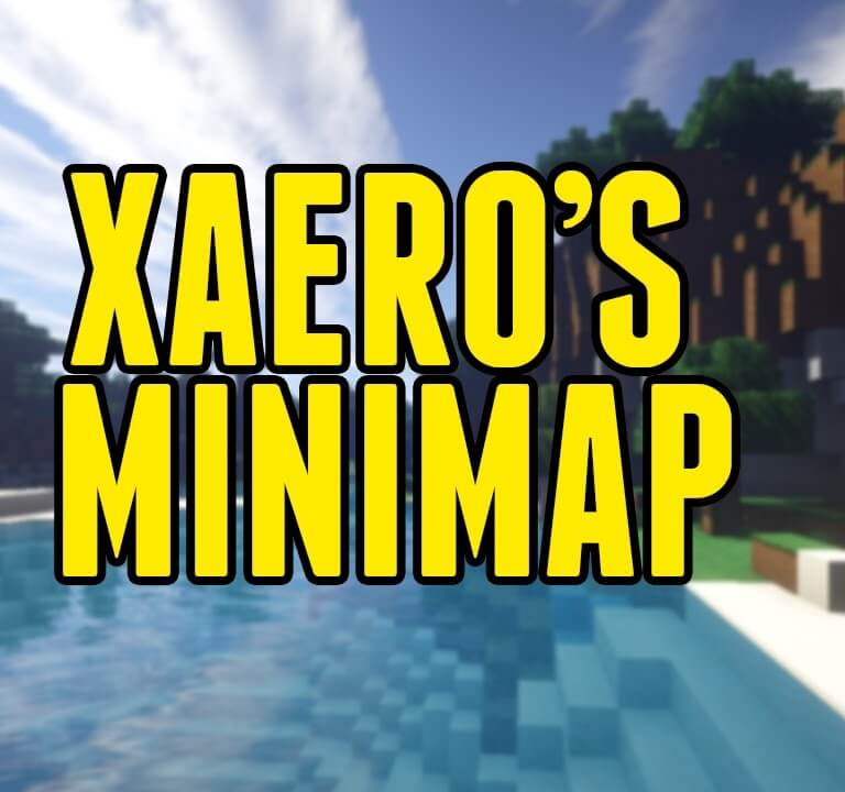 Xaero's Minimap screenshot 1