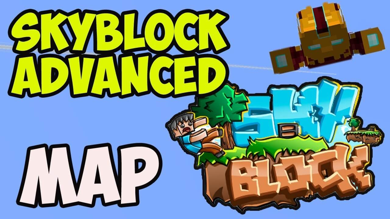 SkyBlock: Advanced скриншот 1