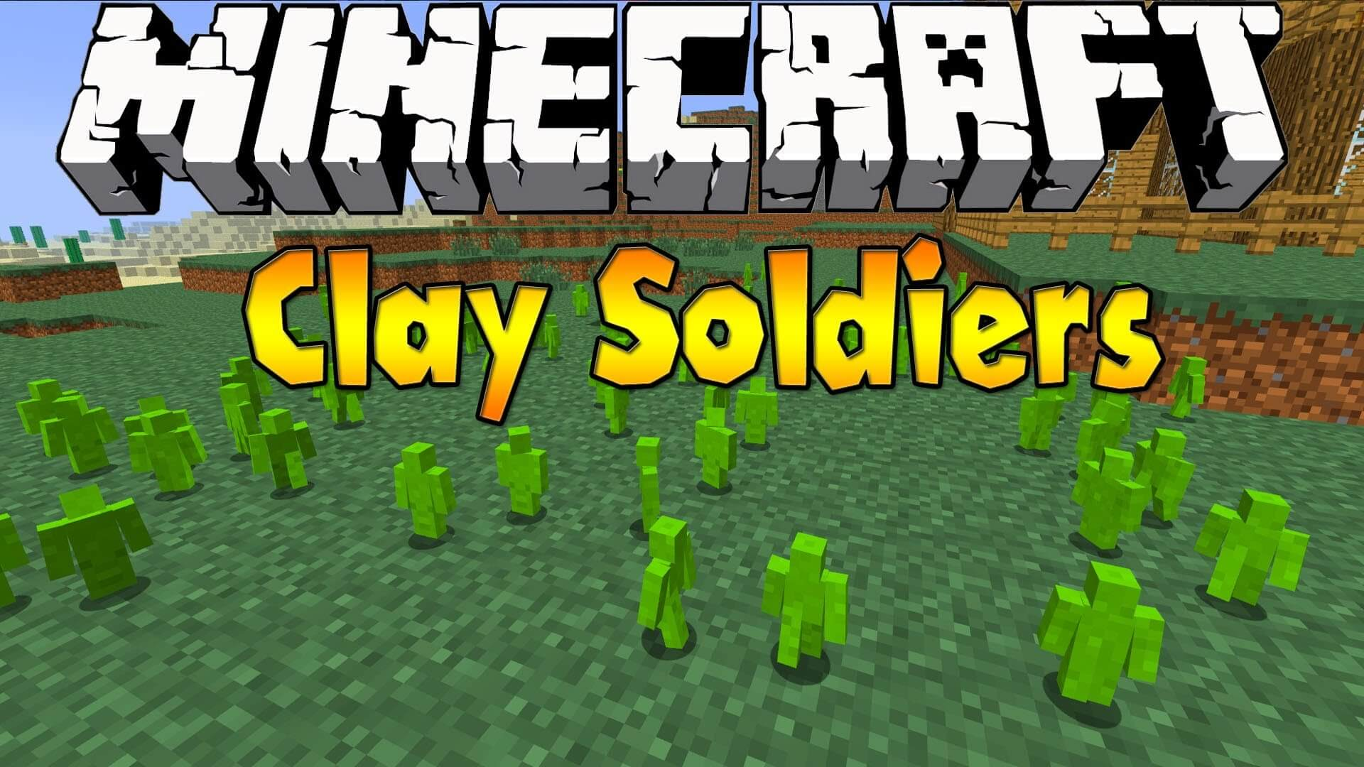 Clay Soldiers скриншот 1