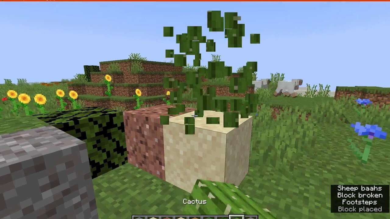 Shuffle For Minecraft 1 16