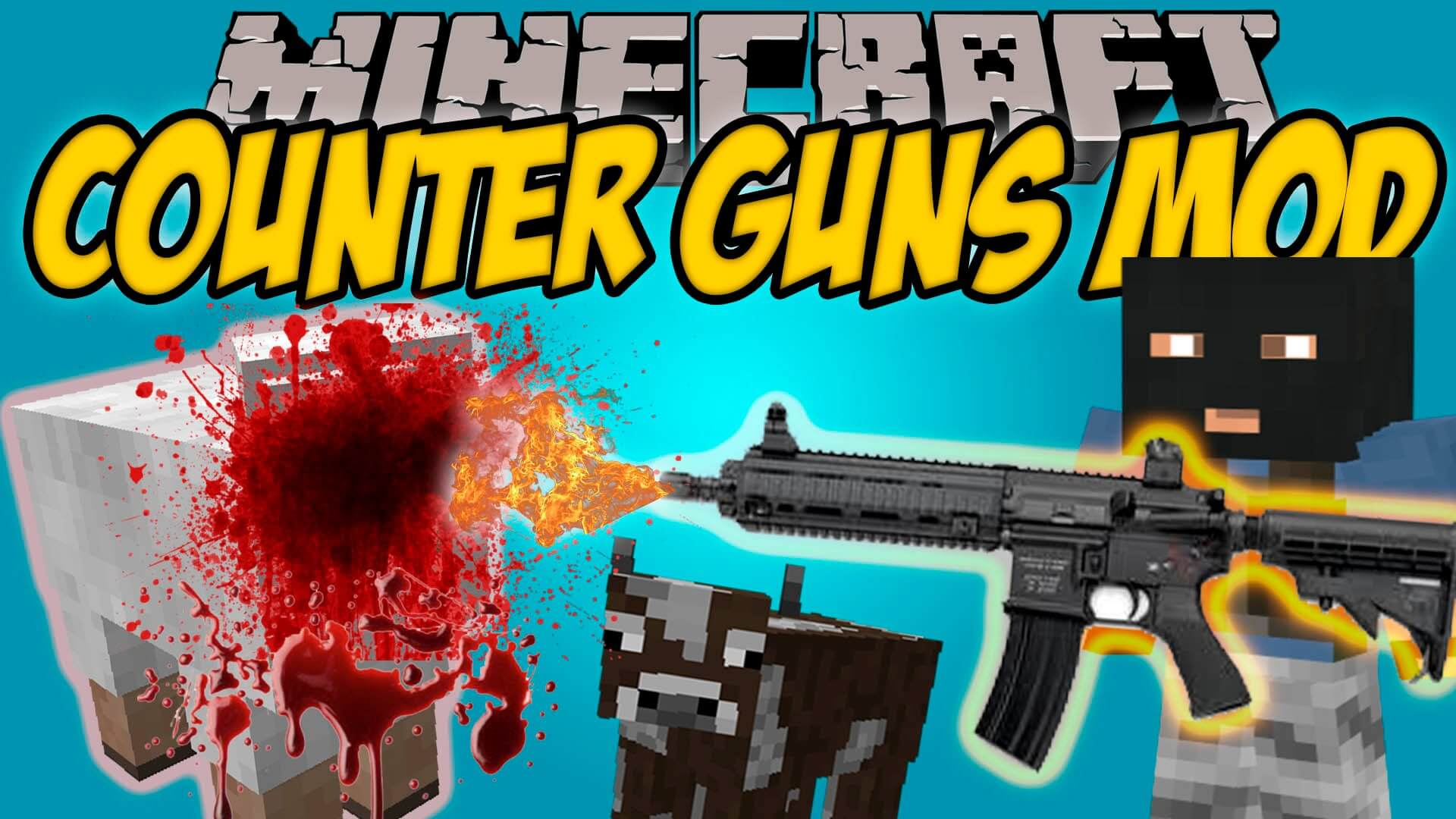 Counter Guns скриншот 1